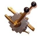 Контроль-панель,  с 2 рычагами