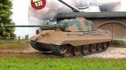 боевые машины мира №23 Pz.kpfw VI avsf.В